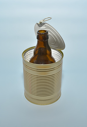 Dosenbier - tinned beer